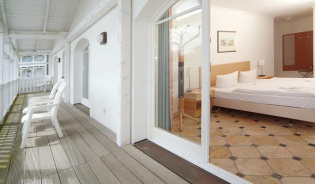 Appartementhaus nahe Strandpromenade, 3-Raum-Appar