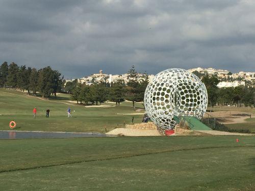 Unser Golfanlage von Mijas Golf