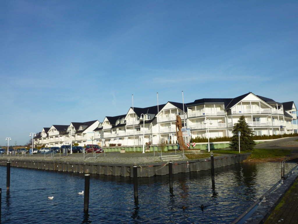 Hafenidyll Ferienwohnung Albatros, Wohnung 08