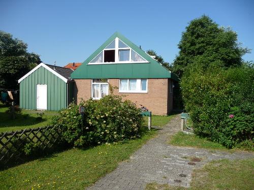 Au�enansicht Ferienhaus M�venweg 3