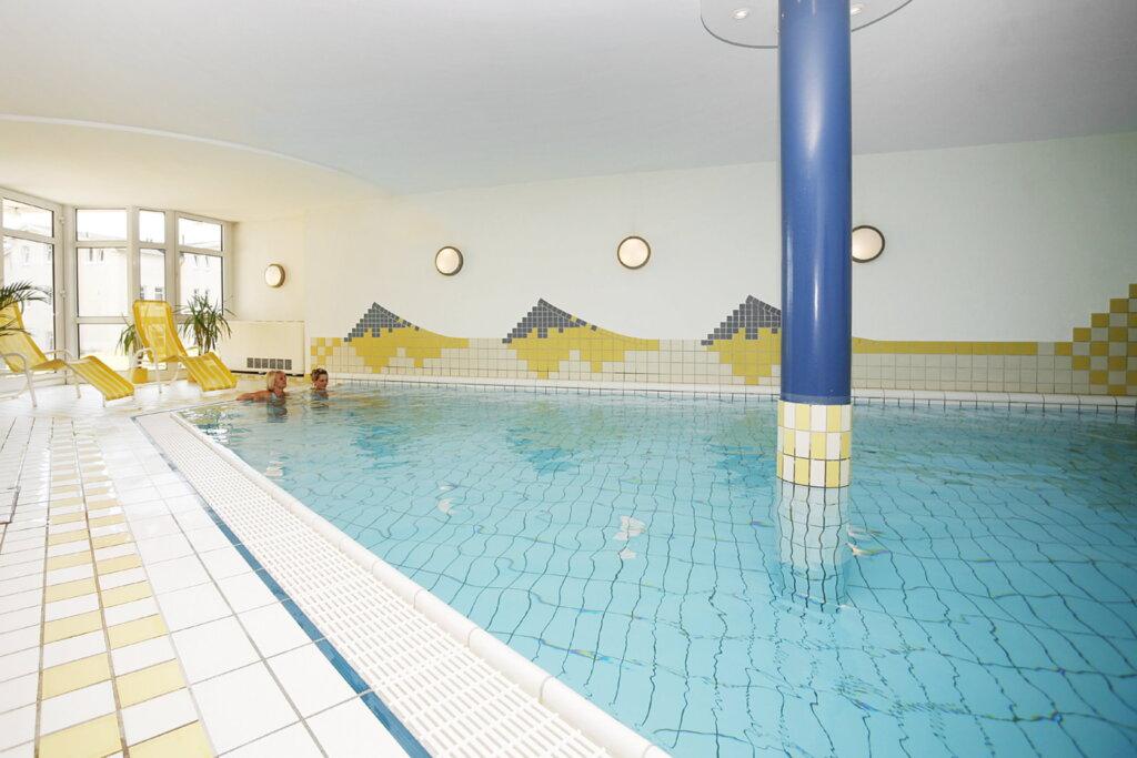Meeresblick Residenzen, A 58: 40m², 1-Raum, 2 Pers