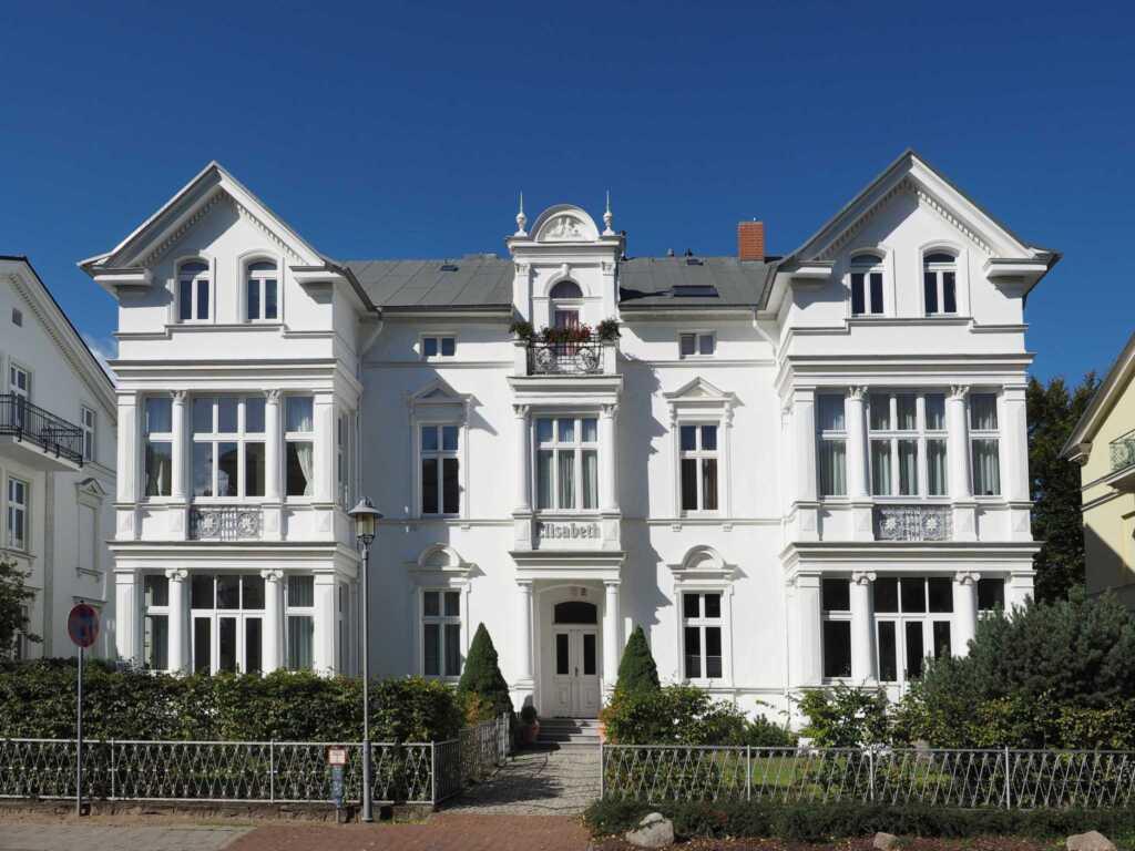 (Maja60a)Villa Elisabeth, FeWo Welle