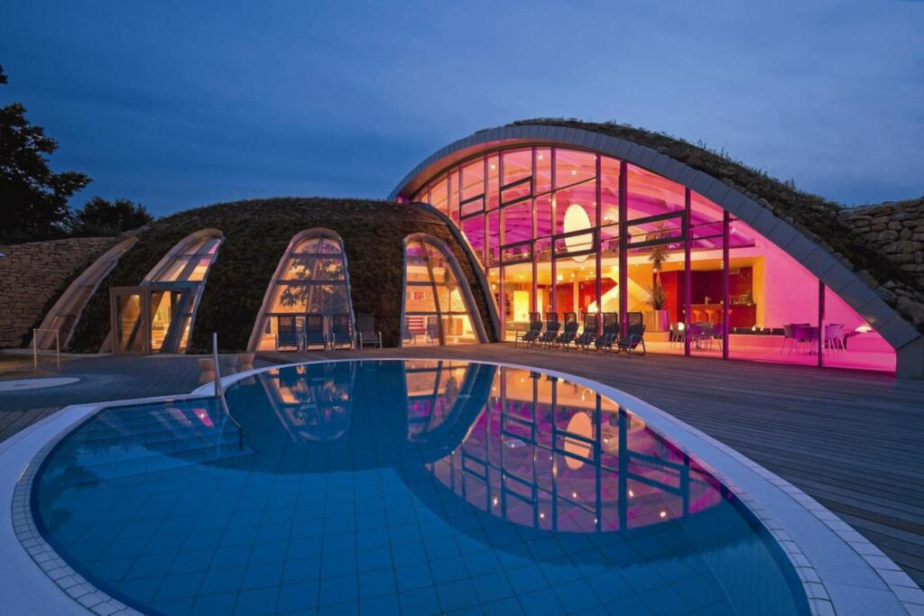 Hotel Resort Schloss Auerstedt, Ferienhaus für 2 P