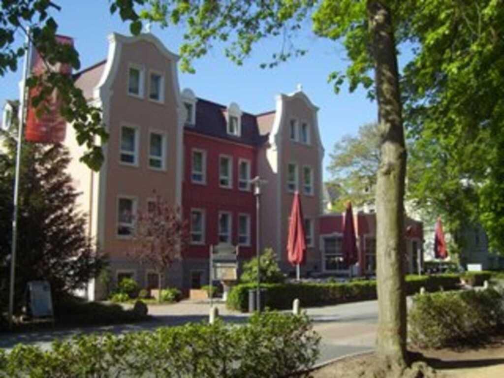 Hotel Ostseestern, Doppelzimmer mit Parkblick