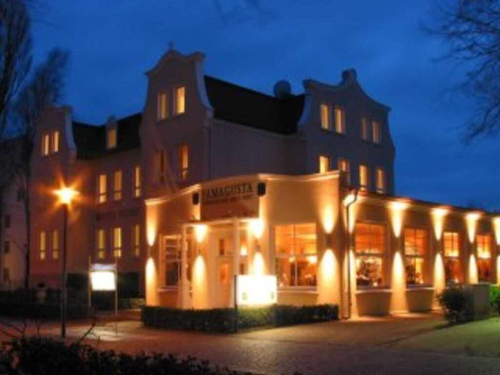 Hotel Ostseestern, Superior Doppelzimmer mit Meerb