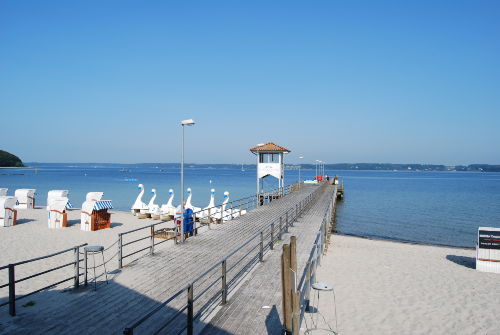 Strand / Promenade / Schiffsanleger