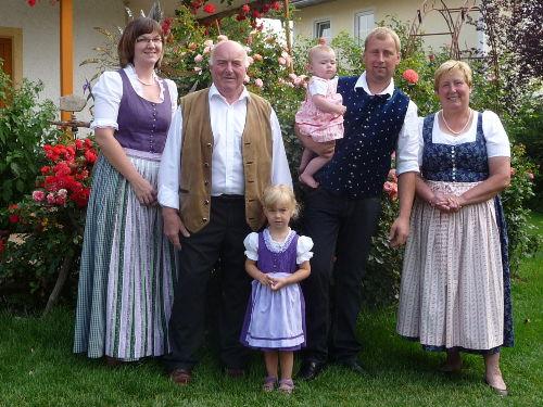 Familie Stockhammer