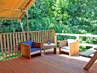 Safarizelt am Strandbad, Safarizelt II in Lychen - kleines Detailbild