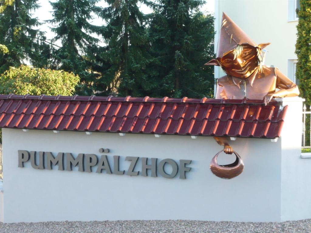 PUMMPÄLZHOF, Ferienwohnung I