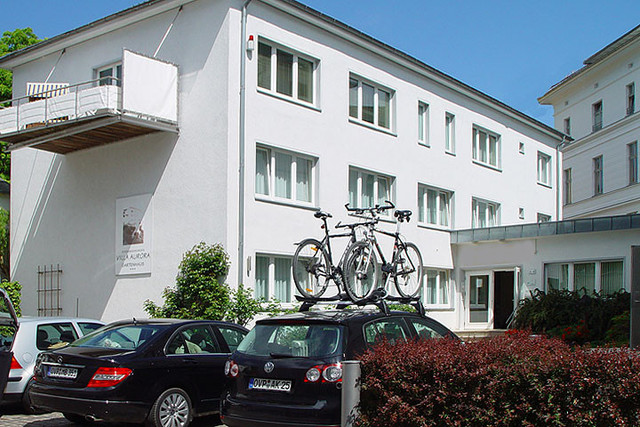 (Maja54b)Villa Aurora Heringsdorf 2-Raum, Aurora 2