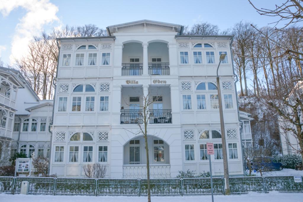 Villa Eden, 3 - Raum - Apartment (A.6.1), mit Balk