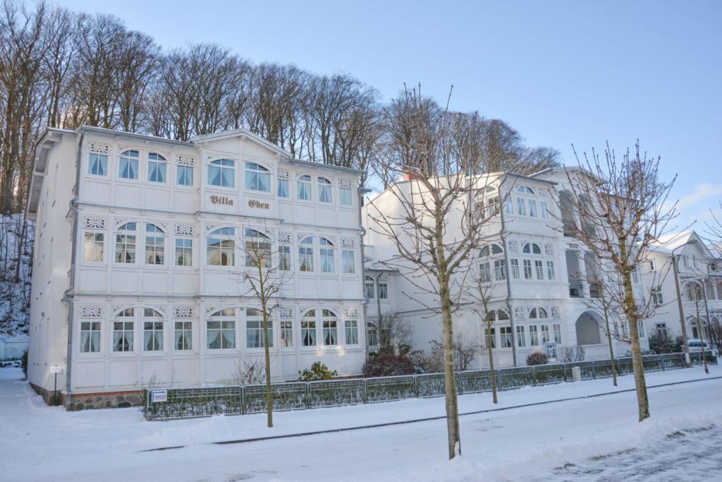 Villa Eden, 1 - Raum - Apartment (A.1.4)
