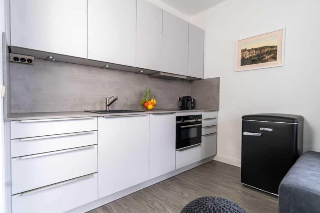 Villa Eden, 2 - Raum - Apartment (A.3.2), mit Balk
