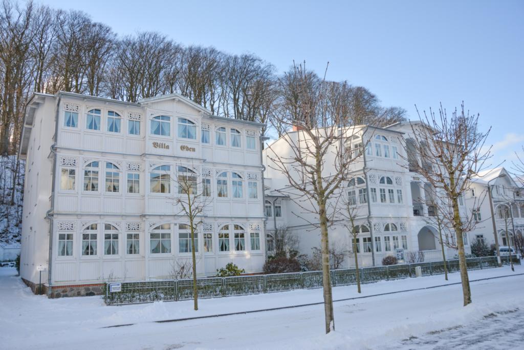 Villa Eden, 2 - Raum - Apartment (A.3.5), mit Balk