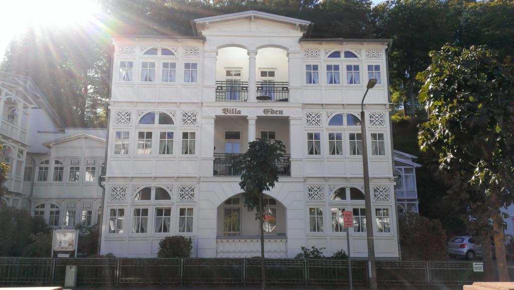 Villa Eden, 2 - Raum - Apartment (A.3.6), mit Balk