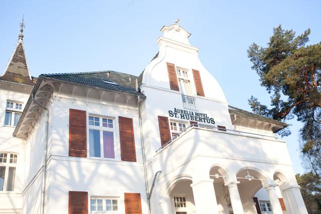 AURELIA Hotel St. Hubertus, Appartement Seeseite