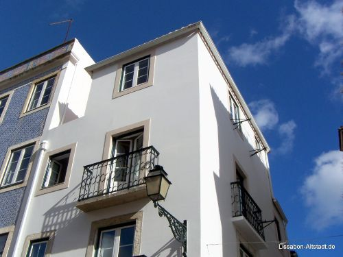 Unser Sao Vicente Altstadthaus 2014