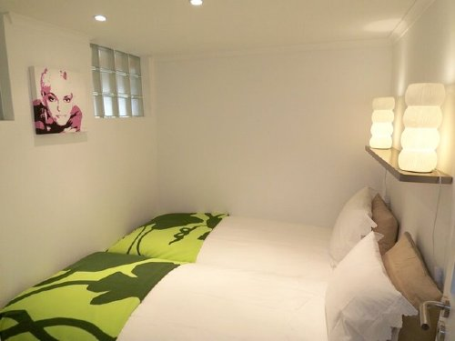 Schlafzimmer Altstadthaus