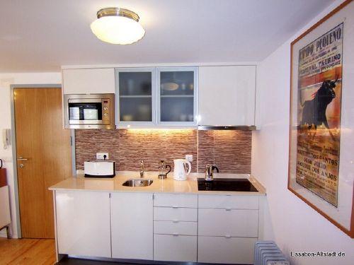 Unsere neue Küche!