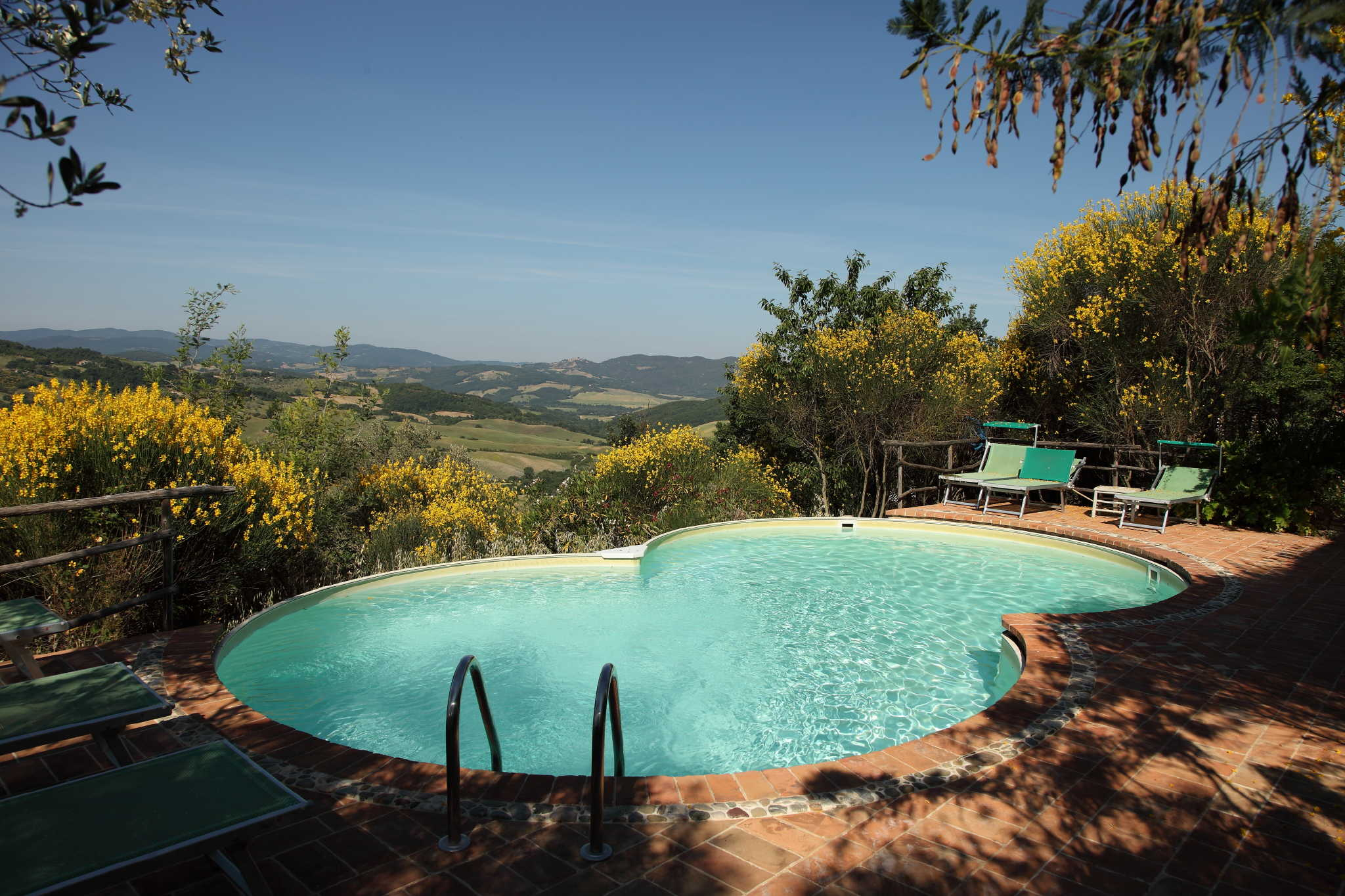 Panorama-Pool 8,55 x 5 m