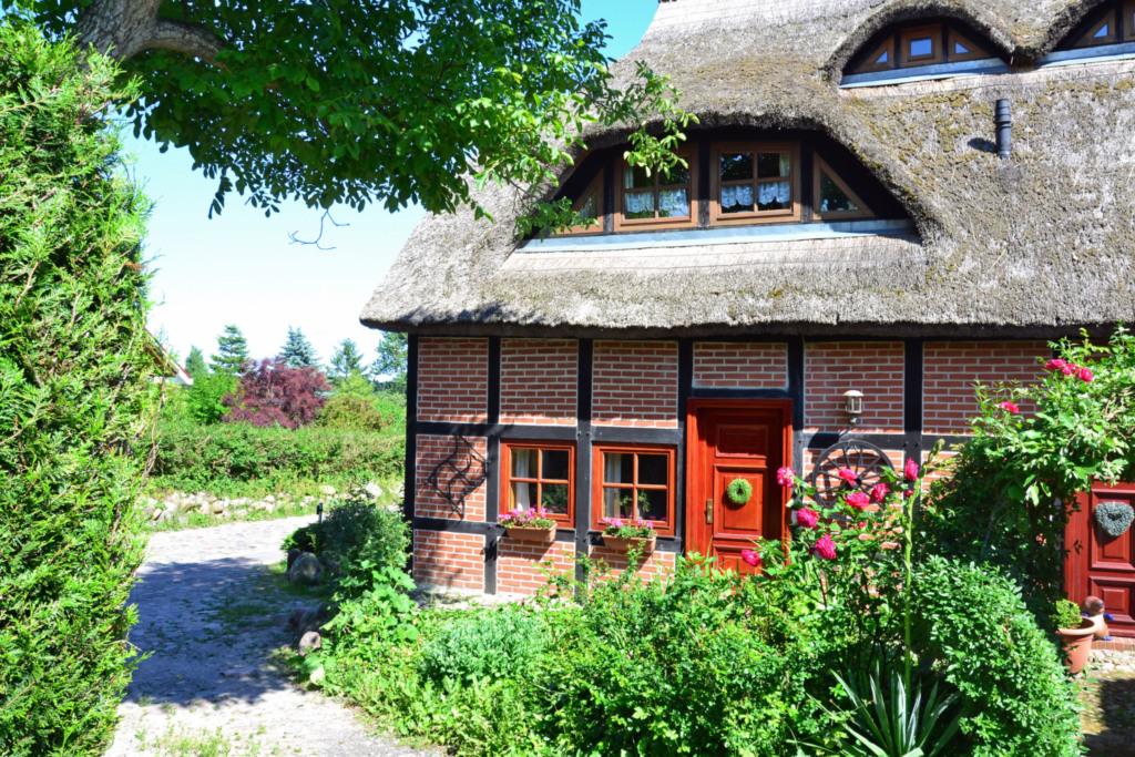 Ferienappartement 'Bauernrose' im OT Altensien,