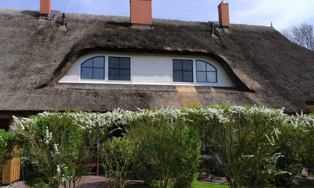 Reetdachhaus Malve 3 im Feriendorf Puddeminer Wiek