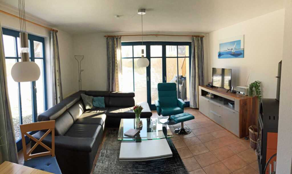 Ferienhaus Malve 4 mit Kamin für bis zu 6 Personen