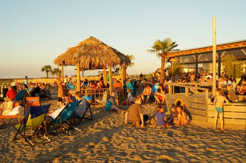 Strandbar Sonnendeck