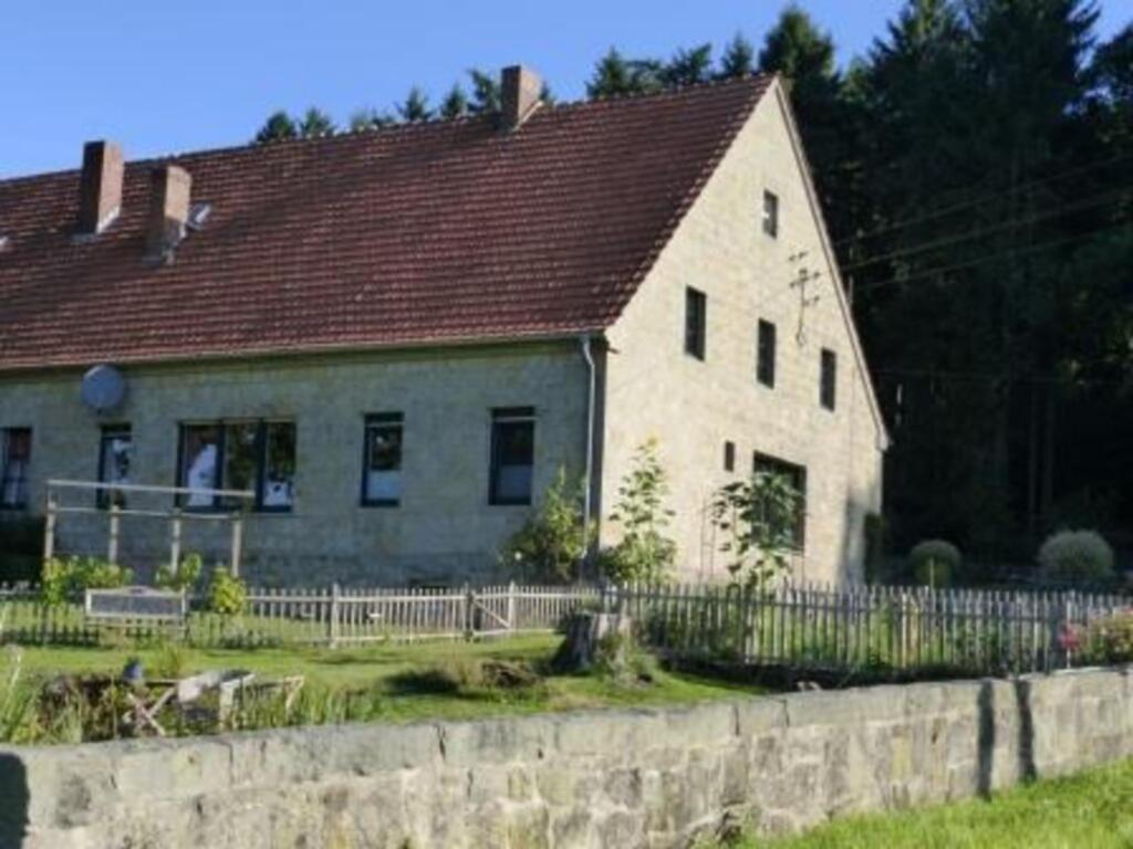 Ferienwohnung 'Haus am Wald'