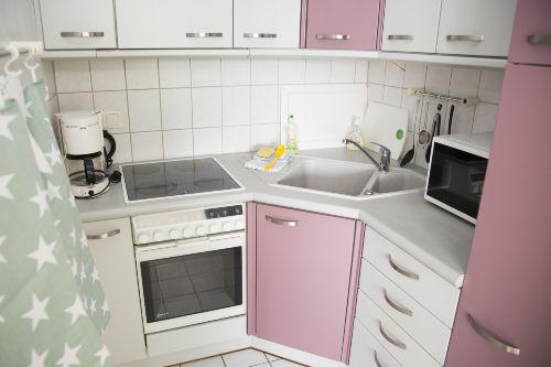 Funktionelle Einbauküche