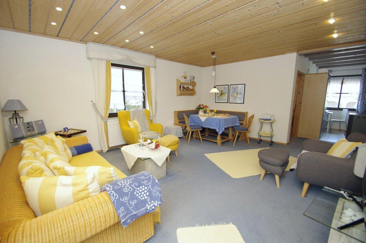 Kinderschlafzimmer mit Hochbett (1mx2m)