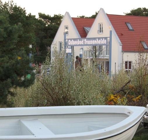 Usedomtourist Trassenheide Strandstr. 21 Fewo 08 S