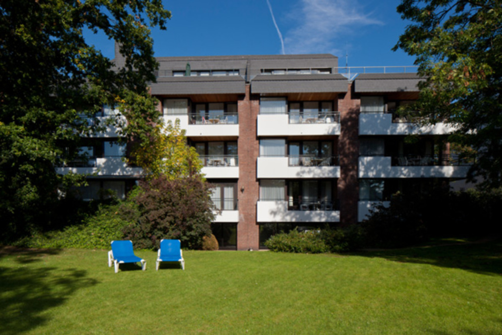 Appartement Hotel Seeschlösschen ****, Komfortapp.