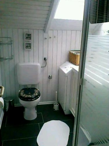 Duschbad mit Fußbodenerwärmung