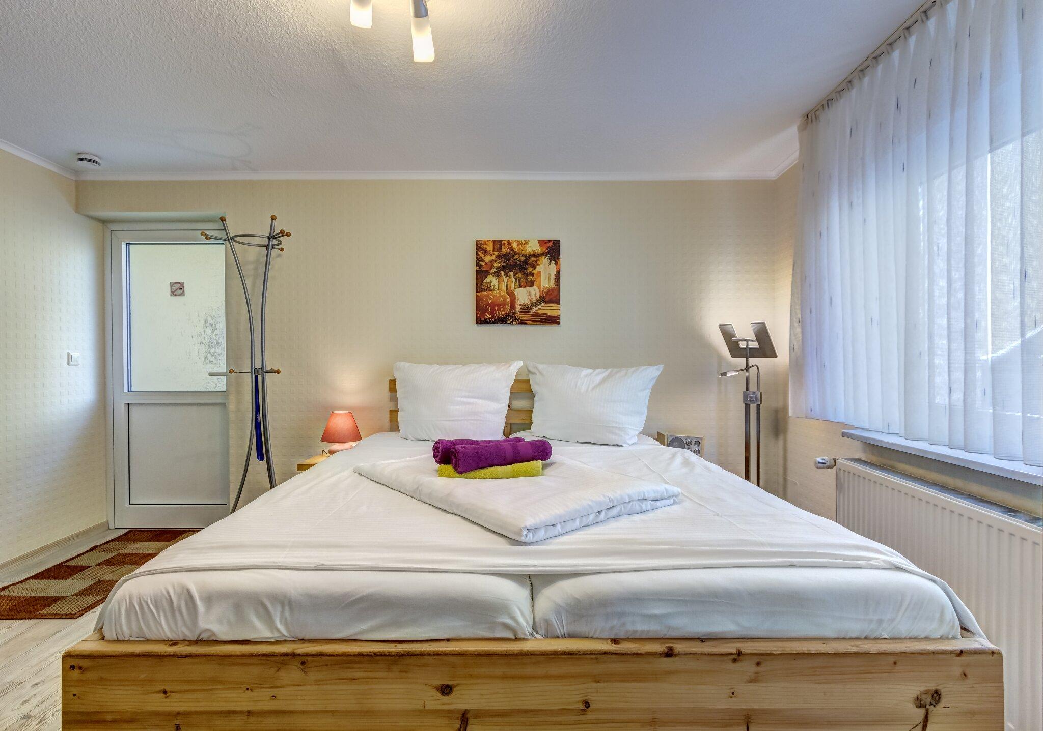Wohn-Schlafbereich Ansicht 2