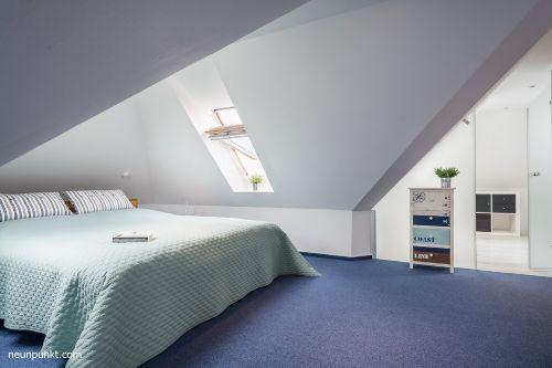 Doppelschlafzimmer im DG