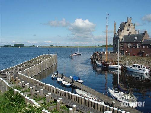 Haven van Veere ( VeerseMeer)