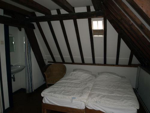 Das Dreibettzimmer ( die 1. Etage )