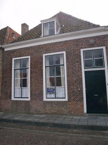 Ferienhaus Oudestraat 23 Veere