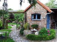Fewos am Kummerower See-schöner Garten-Monteure willkommen, kleine Ferienwohnung in Meesiger - kleines Detailbild