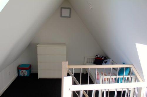 Spitzbogen/Kinderschlafzimmer