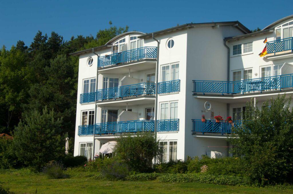 Ferienwohnung 'Bellevue' in Sellin auf Rügen, Feri