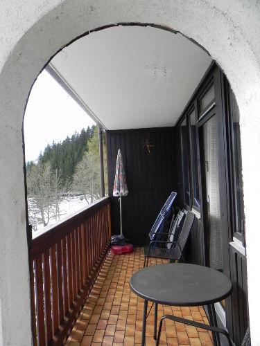 Balkon (Südseite)