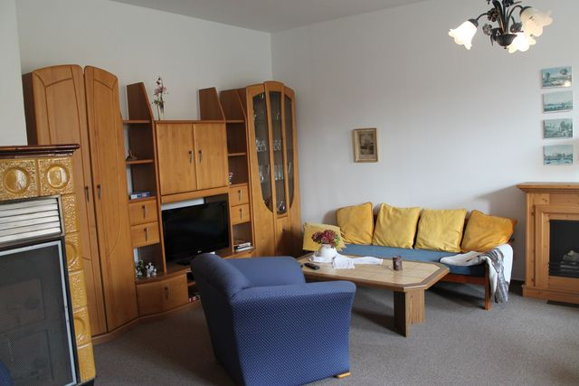 Gutshaus in mecklenburgischer Stille F 915, 3-Raum