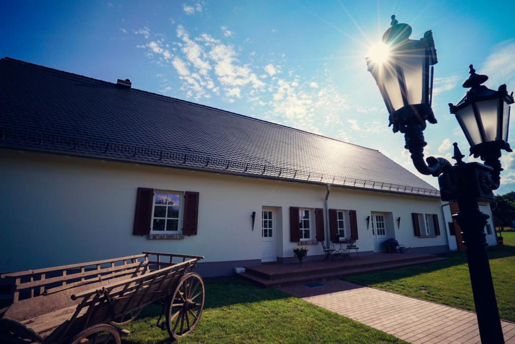 Ferienhaus Boddinsfelde, Ferienhaush�lfte Minna