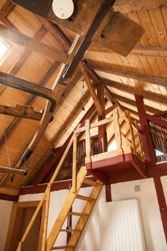 Dachgeschoss Wohnung 1