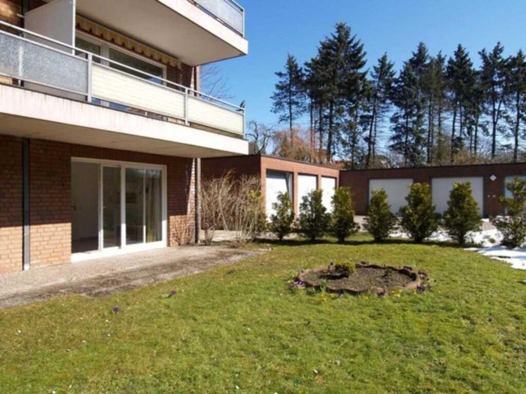 App. am Bürgerhaus, BUR17a 2- Zimmerwohnung