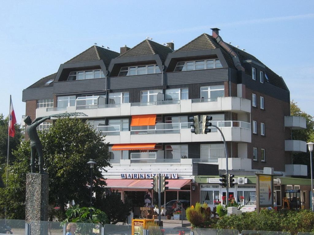 Strandperle, STP101 - 2 Zimmerwohnung