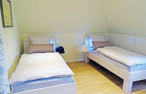 Zweibett- oder Doppelbettzimmer Ursel