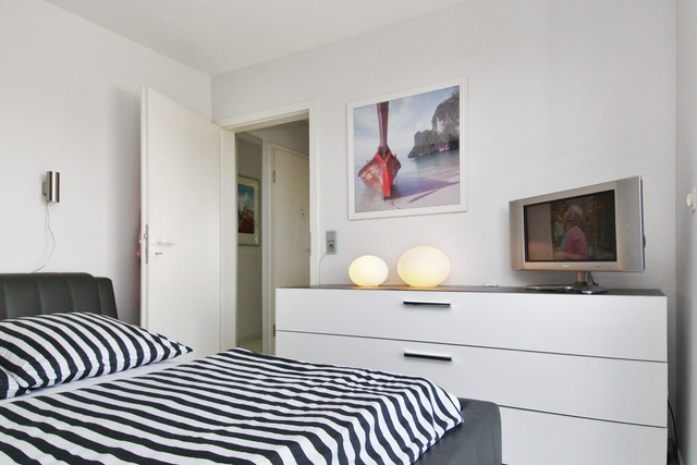 Strandschl�sschen, SSCH27 - 2 Zimmerwohnung